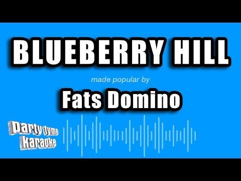 Fats Domino - Blueberry Hill (Karaoke Version)