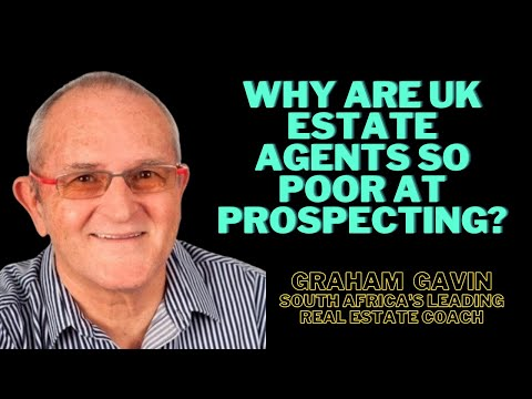Why Are UK Estate Agents So Poor At Prospecting?