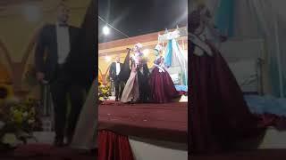 Presentación de Reyna y Princesa de las Fiestas Patrias 2018 Tepalcatepec