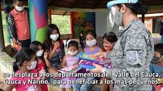 Siete años de compromiso social en el suroccidente colombiano