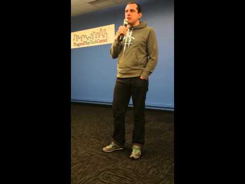 2014 01 28 A. Antonopoulos (part 4 - SV Bitcoin Meetup)