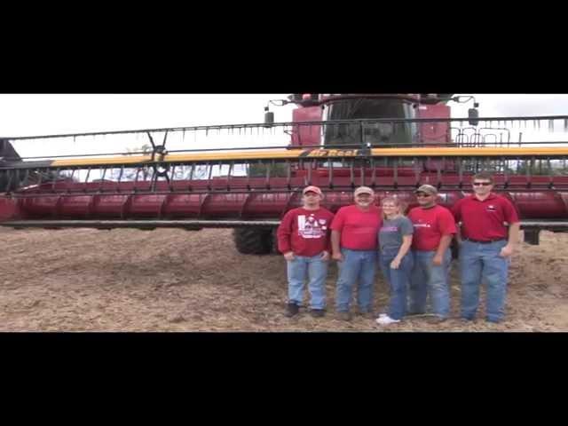 Small Town Nebraska Family