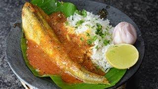 Fish Curry  - By Vahchef @ Vahrehvah.com
