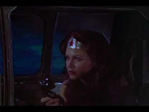 Wonder Woman - Pilot scene