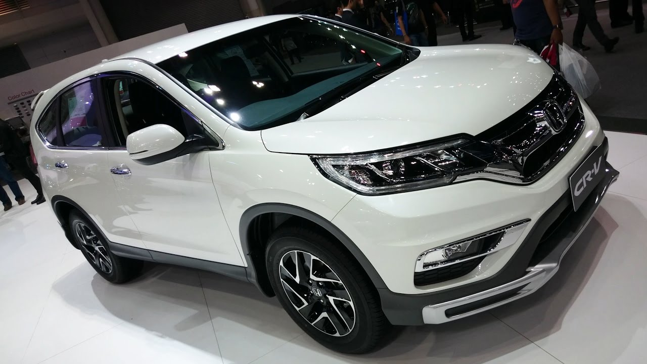 2016 honda cr v 2 0 se 4wd youtube for 2016 honda cr v se