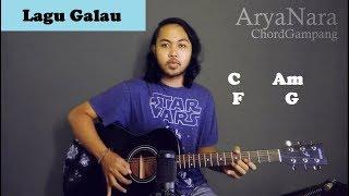 Chord Gampang (Lagu Galau - Yowis Ben) by Arya Nara (Tutorial Gitar) Untuk Pemula