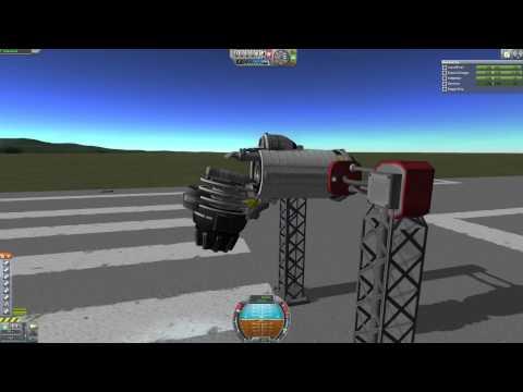 ksp stock moving vtol engine