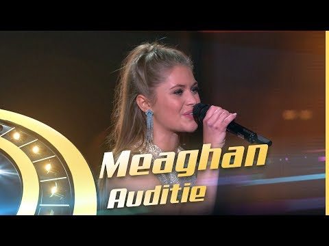 MEAGHAN - Anywhere  DanceSing  Audities