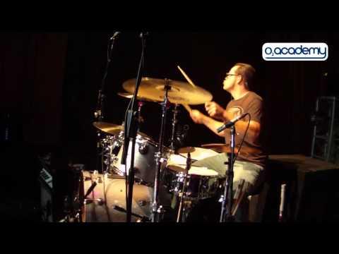 Weezer   Pat Wilson Drummer Cam at O2 Academy Brixton