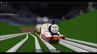 ROBLOX Ghost Train The Untold Story of Timothy Scene