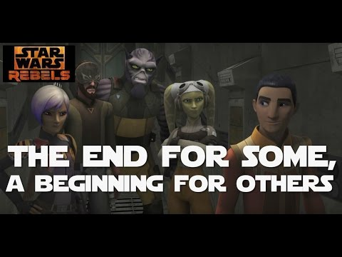 Fate of the Ghost Crew:  How will Star Wars Rebels end?