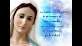 Oración Virgen María