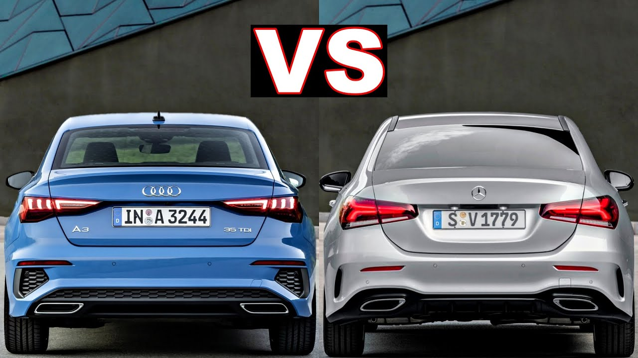 Audi a3 vs Mercedes a class (2020 -2021) a3 vs a220 ...