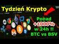 Cena Bitcoina Kiedy Nowe ATH? BTC vs BSV Wiadomości Ze Świata Kryptowalut
