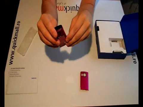 Nokia 6700 Slide (pink)