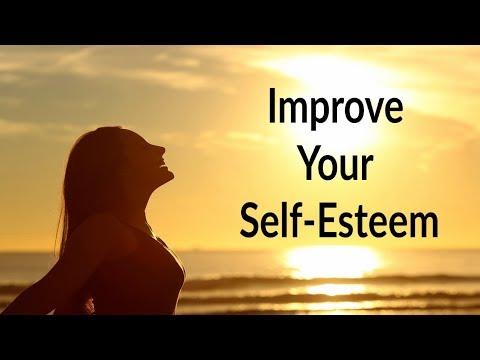 Improve Your Self Esteem - Build A Healthy Self Image   Subliminal Isochronic Meditation
