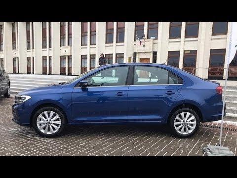 Правда о Российской версии Volkswagen Polo. | Volkswagen Polo 2020.