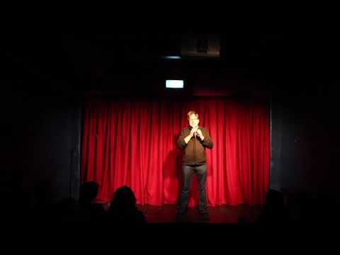 Sustainable Stand Up Melbourne - James Hutson