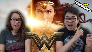 WONDER WOMAN Rise of the Warrior FINAL TRAILER REACTION