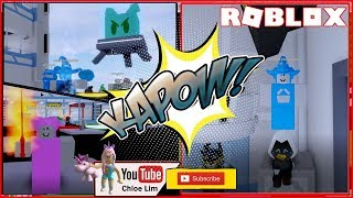 Roblox Lab Experiment! We were all place in a LAB EXPERIMENT! HELP! LOUD WARNING!