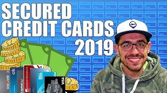 Secured Credit Cards - Build Your Credit FAST