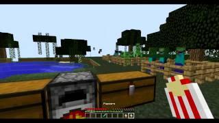 Des Jean-Kevin dans Minecraft !! - Noob Mod Minecraft [FR] [HD]