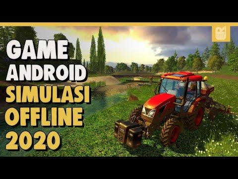 10 Game Android Simulasi Offline Terbaik 2020 | Realistic Gameplay