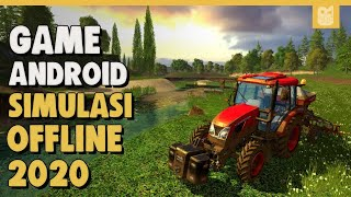 10 Game Android Simulasi Offline Terbaik 2020 | Realistic Gameplay