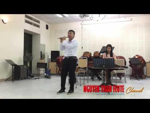 MÙA XUÂN BIÊN PHÒNG - Sáo trúc HẢI AN (An Kinh Đô)