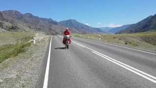 Путешествие по Горному Алтаю на велосипедах. ДЕНЬ 3(, 2014-08-22T11:36:59.000Z)