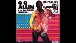 GG Allin - Discography Vol. 8, 1991-1993 (full album)