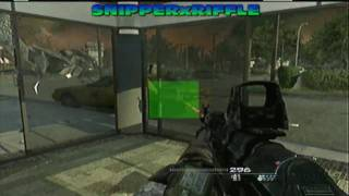 mw2 campaign mods (wallhack,aimbot, laser, super knife)