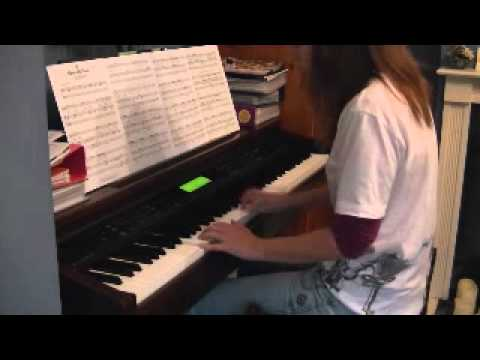 Les Miserables - Master Of The House (Piano Cover)