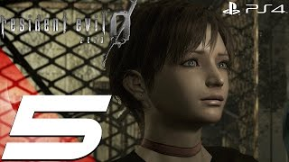 Resident Evil Zero HD Remaster (PS4) - Walkthrough Part 5 - Clock Puzzle & Projector