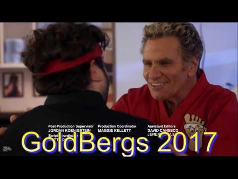 Martin Kove  The Goldbergs appearance 2017