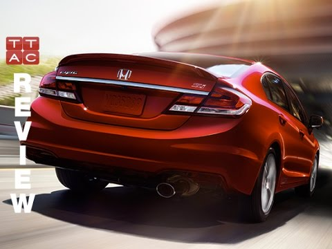 2015 Honda Civic Si Review