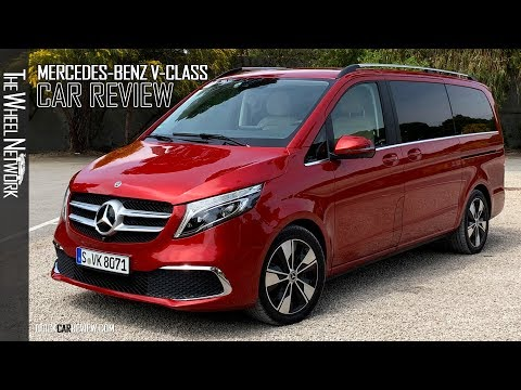 Car Review: 2019 Mercedes V-Class Test Drive