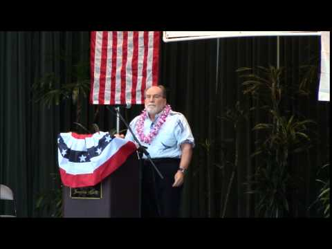 Governor Neil Abercrombie Hawaii County Dem Con