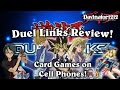 Duel Links! Mobile Yu-Gi-Oh! Game Review!