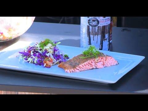 Bradley Smoked Maple Salmon From New Zealand