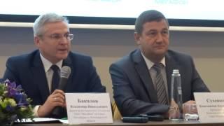 Генеральный директор Мегафона Владимир Бакалов