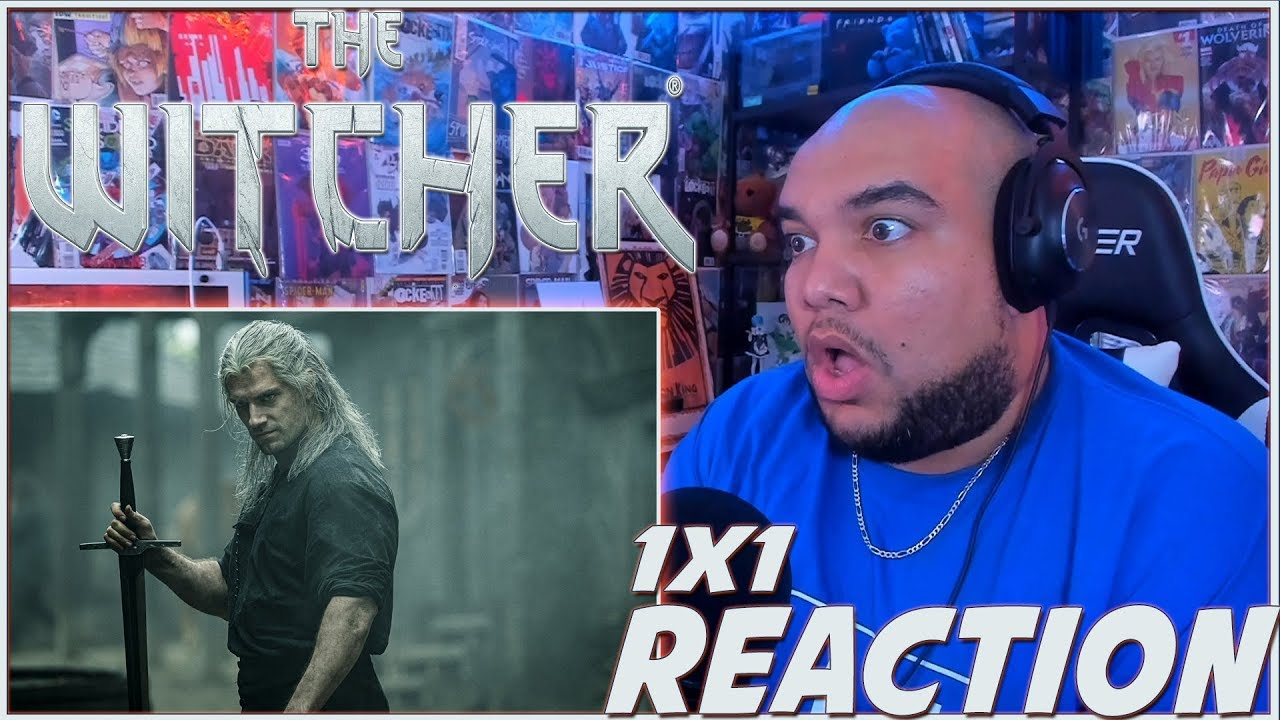 """The Witcher Reaction Season 1 Episode 1 """"The End's Beginning"""" 1x1 REACTION!!! thumbnail"""