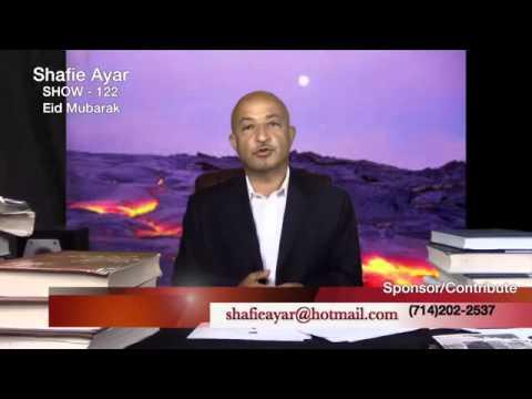 Shafie Ayar talking about Gulbuddin Hekmatyar, Taliban, Haqqani and militant Pashtunism