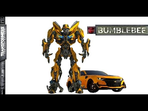 transformers 5 the last knight bumblebee revealed youtube. Black Bedroom Furniture Sets. Home Design Ideas