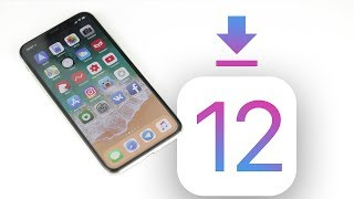 Как установить iOS 12 УЖЕ СЕЙЧАС?