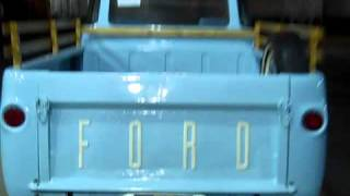 1964 Ford Econoline Pickup-SOLD