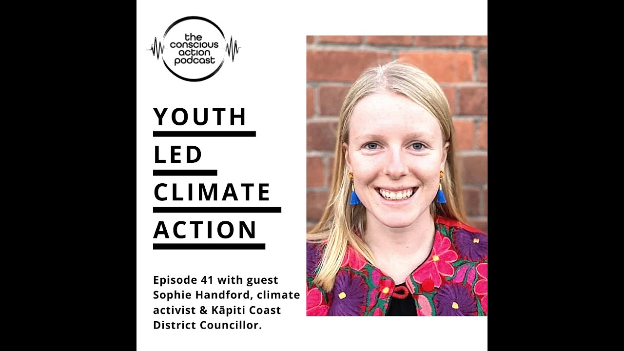 Youth-led climate action with Sophie Handford
