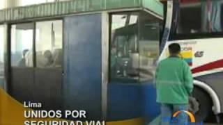 Lima: Ministros de Transportes apuestan por cambios en la seguridad vial