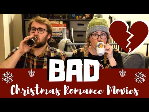 The DICK FLICK CINEMATIC UNIVERSE! (Bad Christmas Romance Movie Review)