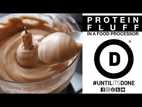 Devotion Nutrition Protein Fluff (soft serve ice cream)